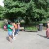 Met Debby Afrikaans dansen2011